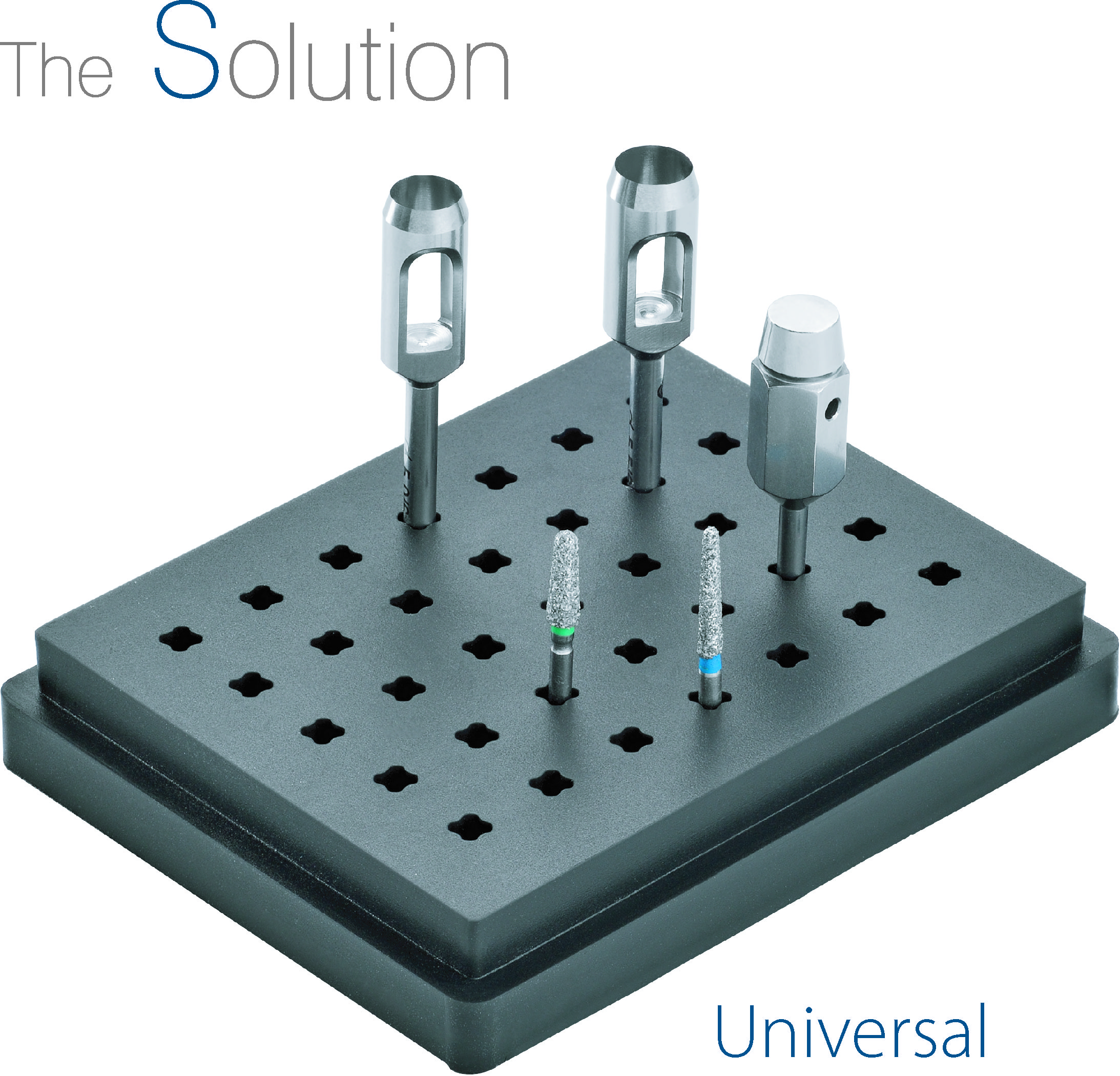Universal Silicon holders